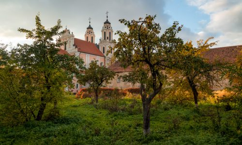 abigj, abigj photography, aj, arturas jendovickis, church, fine art, fine art photography, landscape, lithuania, photography, sv kotrynos baznycia, vilnius, saint kotryna church, obelu sodas