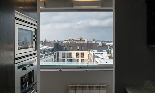 Arturas Jendovickis, private city landscape, photography project, Vilnius, Lithuania, artist, office kitchen, private apartments